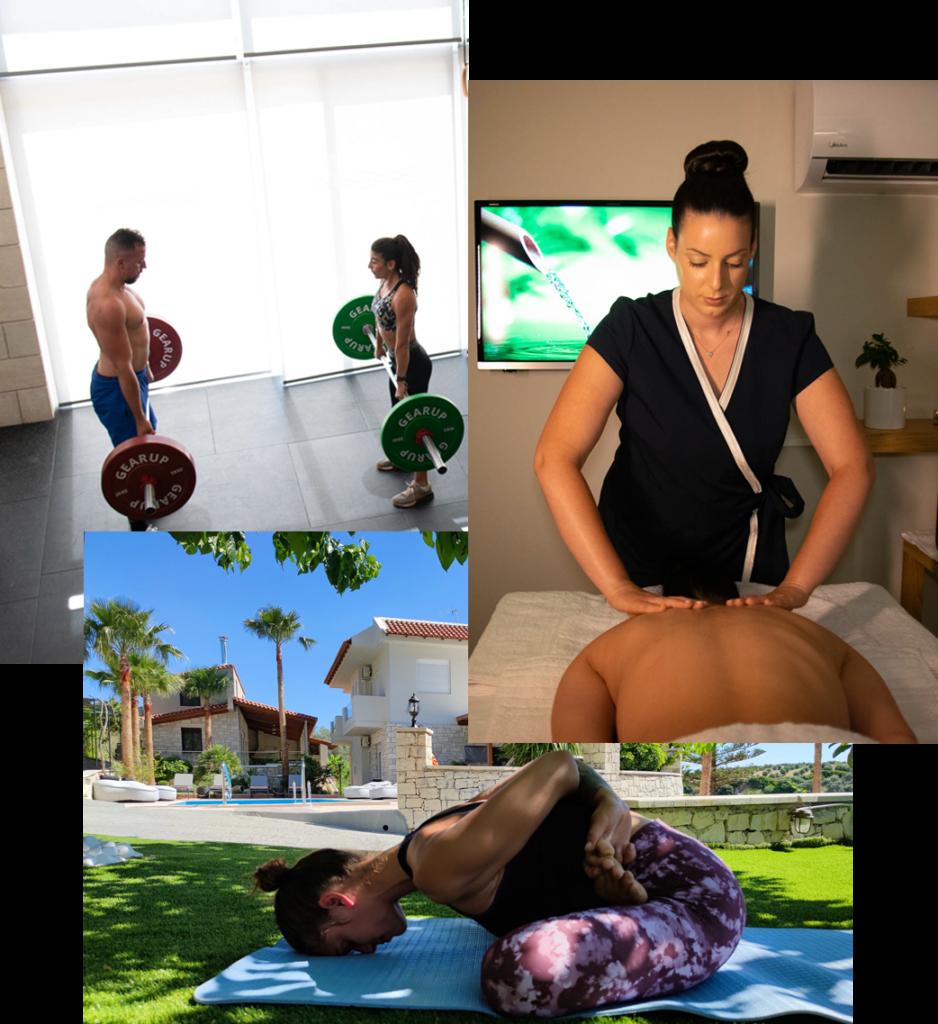 Kipo Paradiso Spa, Yoga & Gym Resort